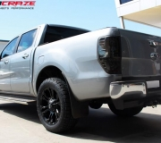 FORD PJ PK RANGER WITH FUEL VAPOR MATTE BLACK 3