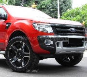FORD RANGER WITH KMC ROCKSTAR-2