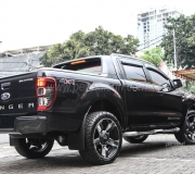FORD RANGER WITH KMC ROCKSTAR-3
